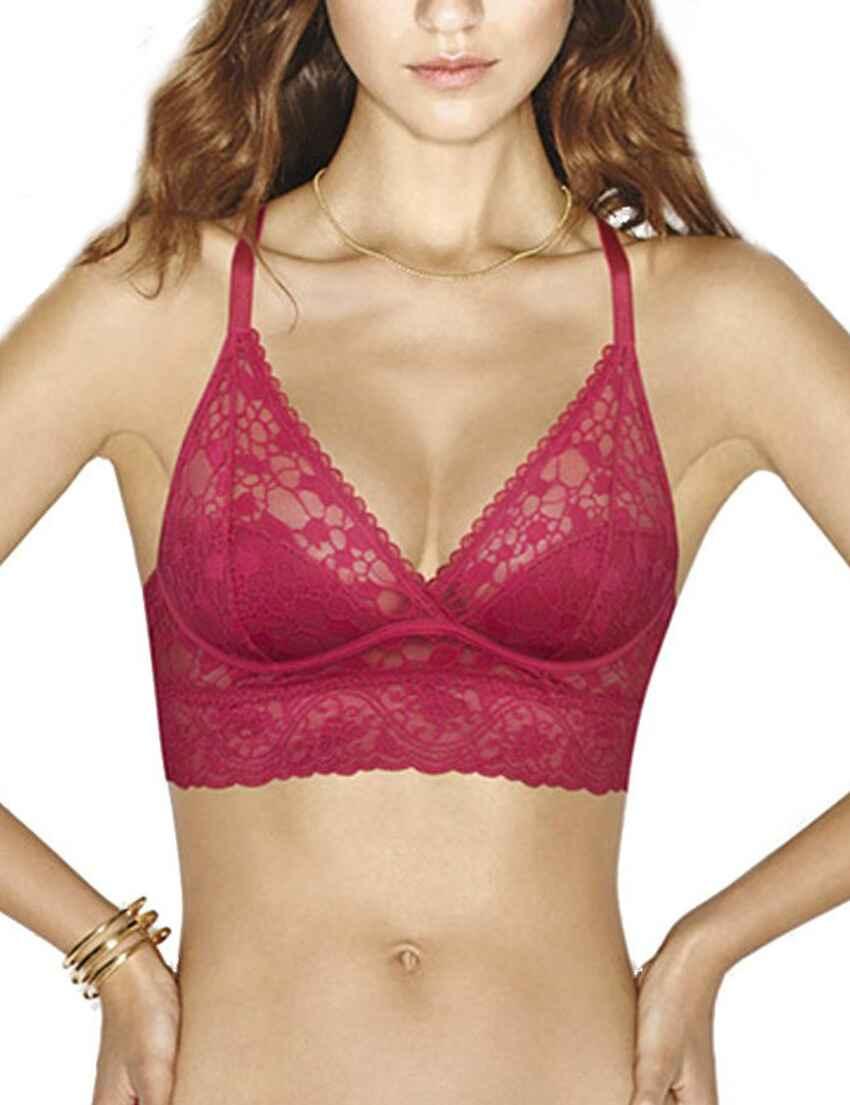 b11ff22a2ca61 Save · W06TI Wonderbra Sexy Bralette Triangle Push Up Bra - W06TI Scarlett  Berry