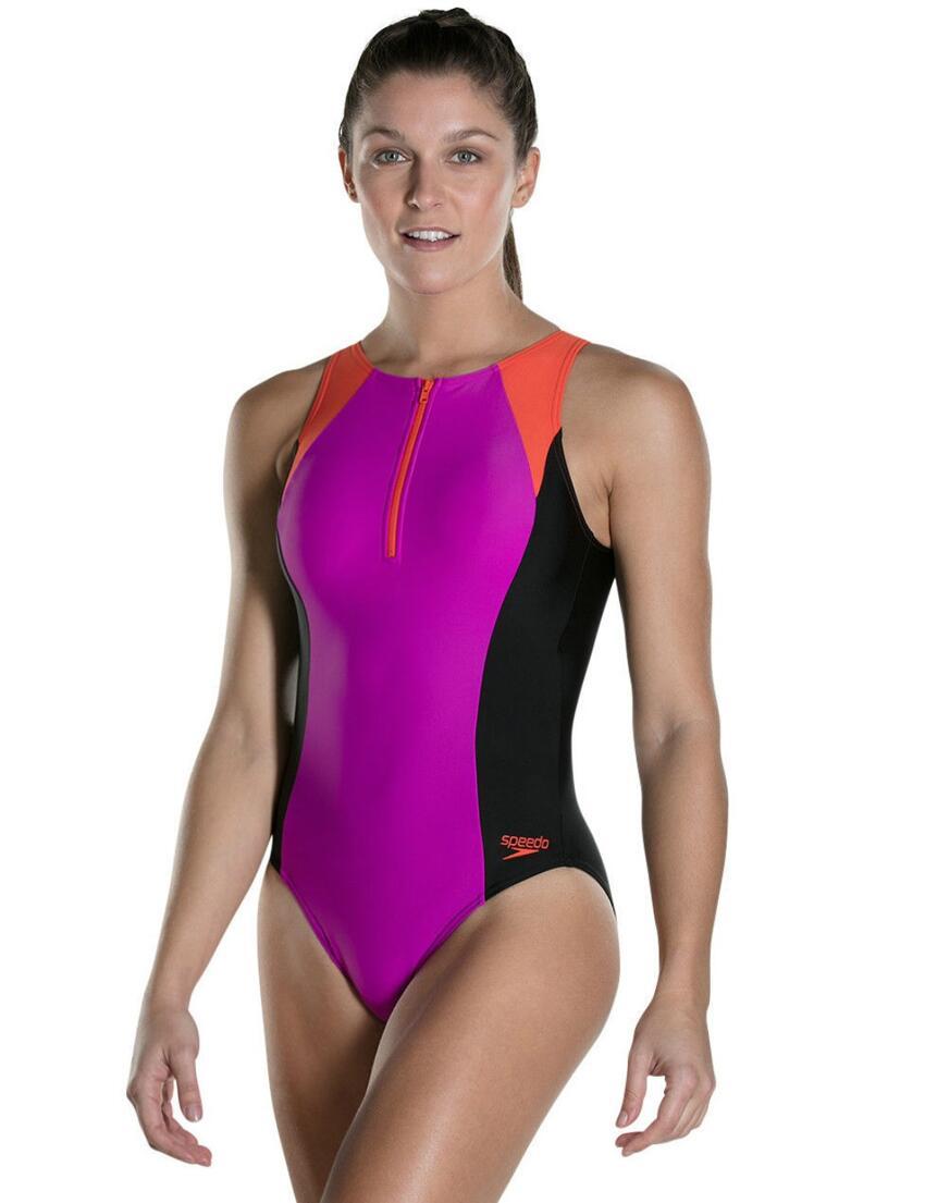 811395C538 Speedo Hydrasuit Swimming Costume