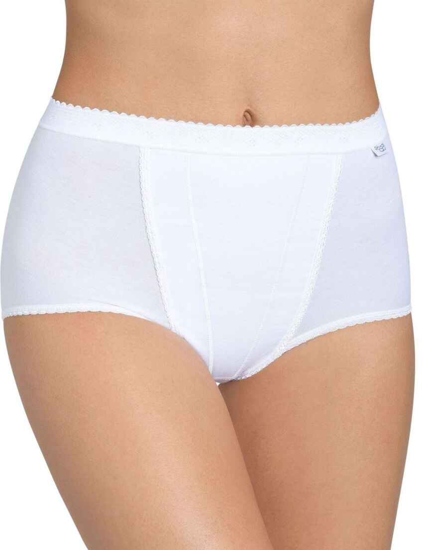 Sloggi Light Control Maxi Briefs 2 Pack