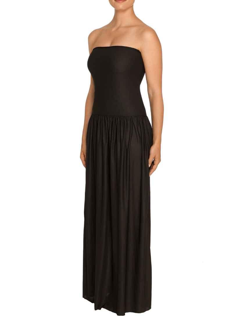 2a9faf91a0 Save · 4004780 Prima Donna Swim Lakita Beach Dress - 4004780 Black