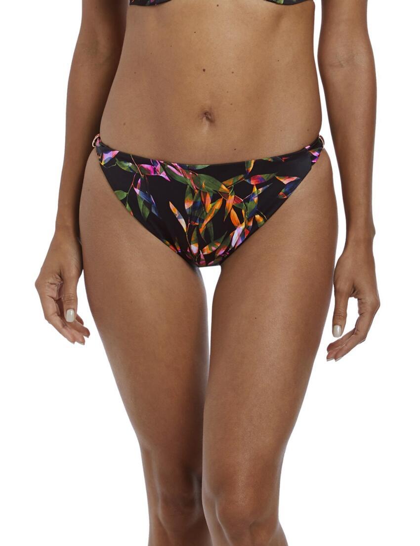 Fantasie Swimwear Palawan Underwired Full Cup Bikini Top Black 6610