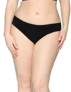 CS5500 Curvy Kate Wrapsody Bikini Brief - CS5500 Black