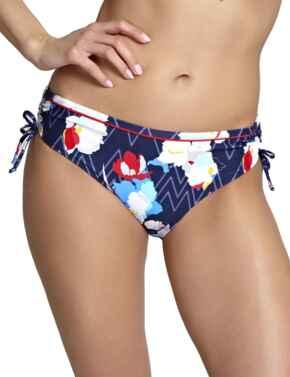 SW1159 Panache Milano Drawside Bikini Brief - SW1159 ZigZag Floral