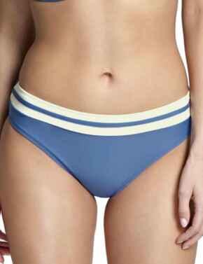 SW1216 Panache Portofino Classic Bikini Pant - SW1216 Denim/Ivory
