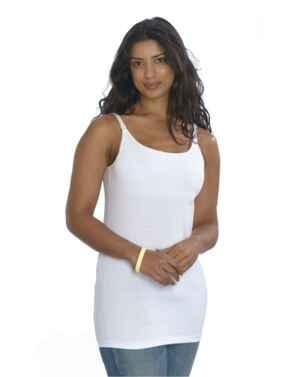 822 Emma Jane Nursing Top Longer Length - 822 White