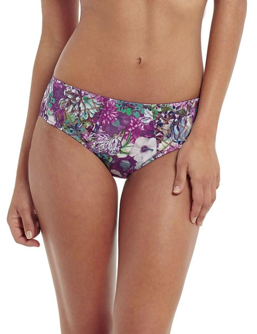 7312 Panache Floris Brief Purple - 7312 Brief
