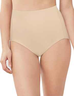 DM0036 Maidenform Cool Comfort Light Control Shaping Brief - DM0036 Nude