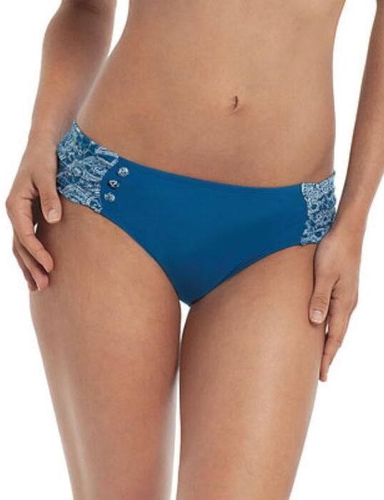 SW0816 Panache Marisa Gathered Bikini Pant  - SW0816 Bikini Pant