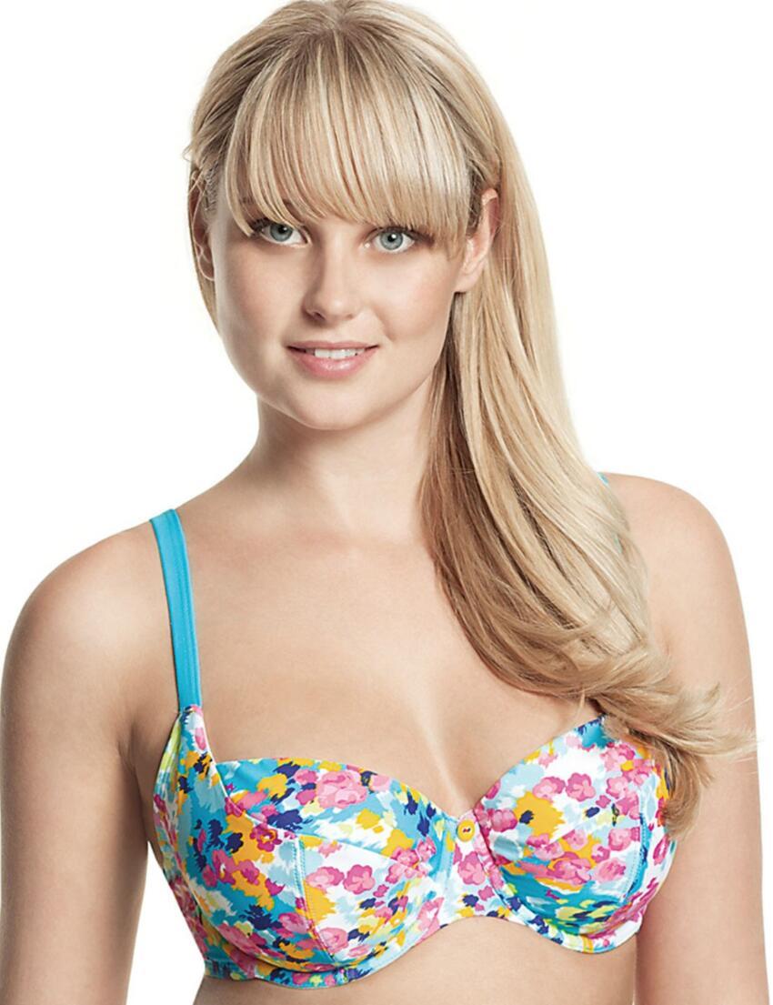 CW0092 Cleo Lulu Balcony Bikini Top - CW0092 Balcony Top