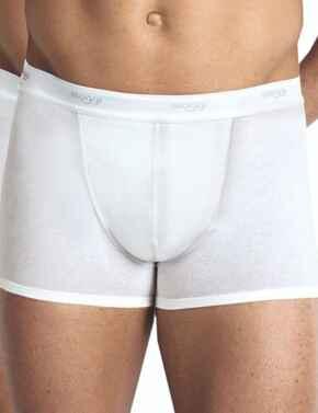 10167206 Sloggi Men Basic Limited Short 2P Brief - 10167206 White