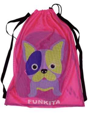 FKG010A Funkita Accessories Mesh Gear Bag - FKG010A01887 Pooch Party