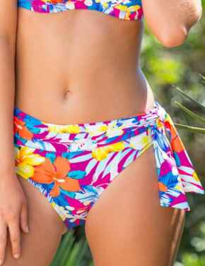 86003 Pour Moi Heatwave Fold Over Bikini Brief - 86003 Ibiza