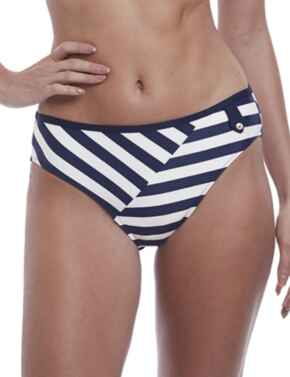 6746 Fantasie Cote D Azur Mid Rise Bikini Brief - 6746 Ink