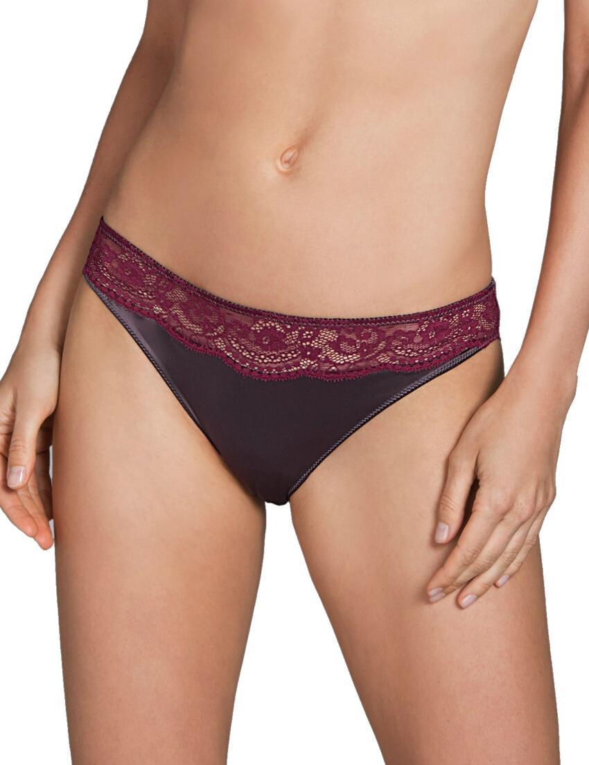 Andres Sarda Aspen String Thong 3307953 New Womens Luxury Thongs Phantom