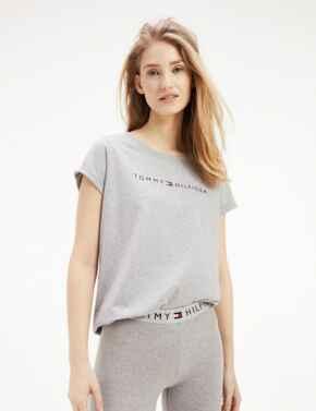 UW0UW01618 Tommy Hilfiger Tommy Original T-Shirt - UW0UW01618 Grey Heather
