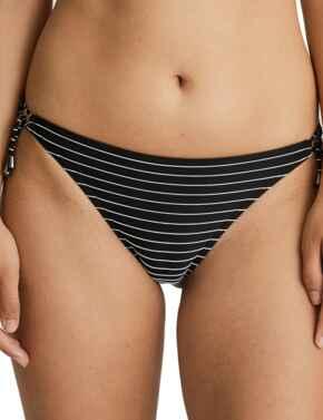 4000253 Prima Donna Swim Sherry Waist Rope Tie Side Bikini Brief - 4000253 Smoking