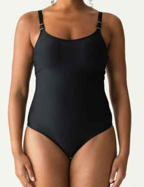 4000138 Prima Donna Cocktail Triangle Padded Swimsuit - 4000138 Black