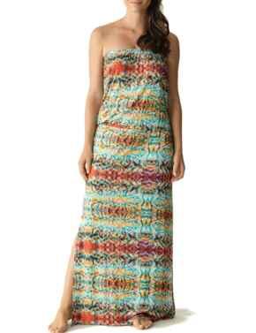 4005980 Prima Donna Swim Vegas Long Dress  - 4005980 Colour Mix