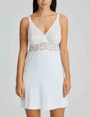 0863190 Prima Donna Magnolia Chemise Nightdress - 0863190 White