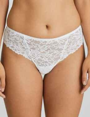 0663190 Prima Donna Magnolia Thong - 0663190 White