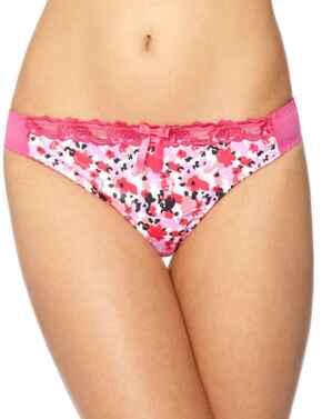 1602 Curvy Kate Lottie Thong - 1602 Raspberry