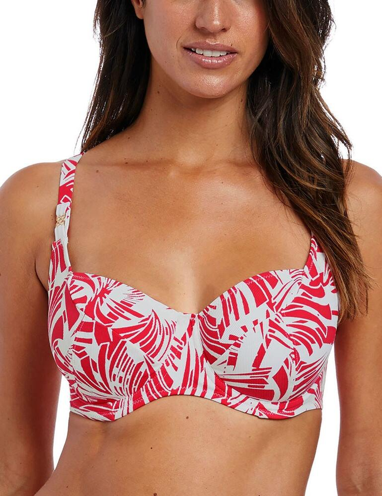 Fantasie Bonito Plunge Bikini Top  6941 Womens Underwired Swimwear