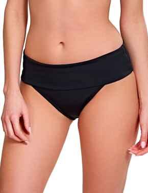 SW0887 Panache Anya Fold Bikini Brief - SW0887 Black