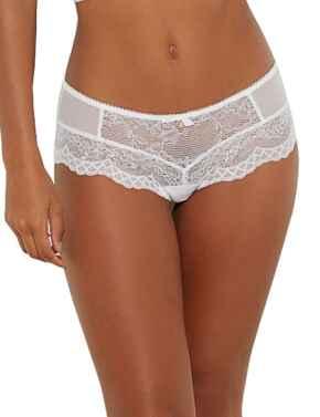 7714 Gossard Superboost Lace Short Brief - 7714 White
