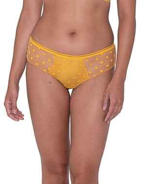 CK015201 Curvy Kate Top Spot Short Brief - CK015201 Sunshine