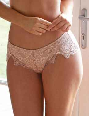 11503 Pour Moi Opulence Shorty Brief - 11503 Mink/Oyster
