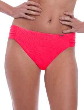 6358 Fantasie Ottawa Mid Rise Bikini Brief - 6358 Azalea