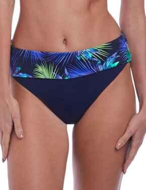 6737 Fantasie Coconut Grove Fold Bikini Brief - 6737 Ink
