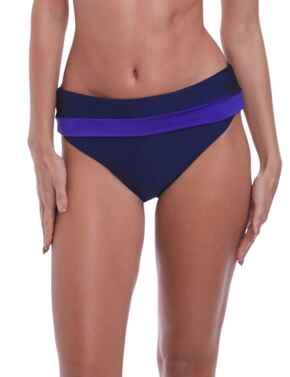 6716 Fantasie Ocean Drive Fold Bikini Brief - 6716 Ink