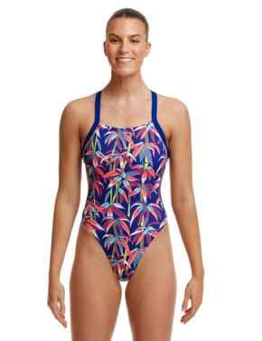FKS020L02636 Funkita Brace Free One Piece Swimsuit - FKS020L02636 BamBamBoo