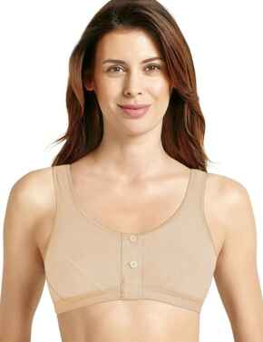 5315X Anita Care Isra Front Closure Mastectomy Operative Bra - 5315X Desert