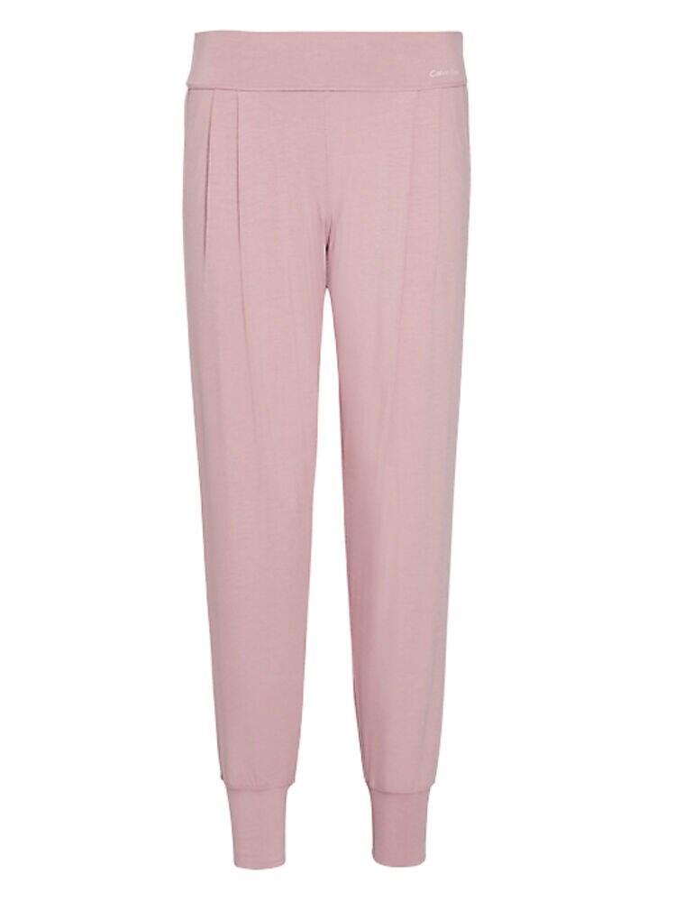 000QS6265E Calvin Klein Liquid Touch Lounge Sleep Pants - QS6265E Alluring Blush