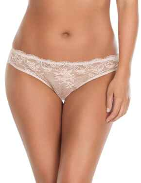 P5354 Parfait Sandrine Brazilian Thong - P5354 Cameo Rose