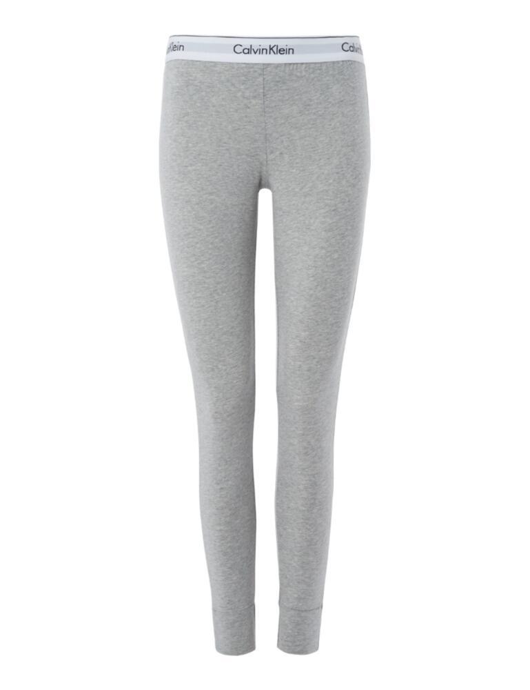0000D1632E Calvin Klein Modern Cotton Legging Pant - D1632E Grey Heather