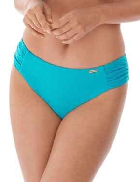 6358 Fantasie Ottawa Mid Rise Bikini Brief - 6358 Aquamarine