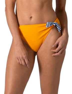 182072 Pour Moi Positano Tie Bikini Brief - 182072 Yellow