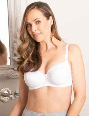 182801 Charnos Everyday Comfort Full Cup Bra - 182801 White