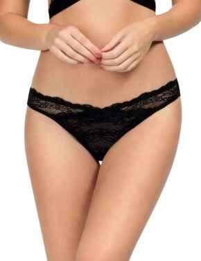 Parfait Amour Bikini Brief in Black
