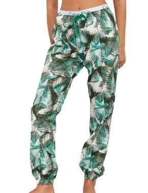 Calvin Klein Pyjama Pants Classic Palm Print
