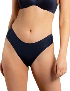 Royal Lounge Intimates Shorty Brief in Deep Blue