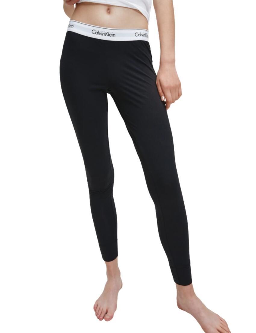 0000D1632E Calvin Klein Modern Cotton Legging Pant - D1632E Black