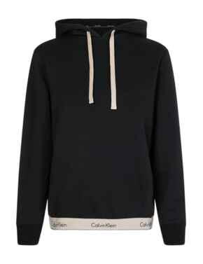 Calvin Klein Modern Cotton Hoodie Black / Honey Almond