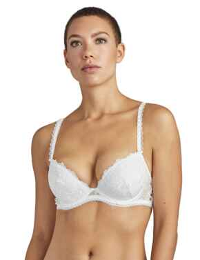 Aubade Pour Toujours Plunge Bra in Opale