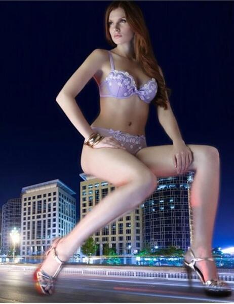 5619 Atlantis Evanna thong Lilac £9.99 - 5619 Thong