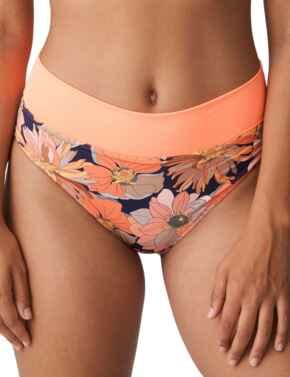 Prima Donna Swim Melanesia Bikini Full Briefs Coral Flower