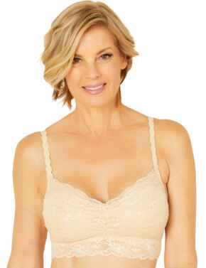 Cosabella Never Say Never Padded Sweetie Bra Blush